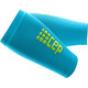 cep Forearm Sleeves Warmer green/blue
